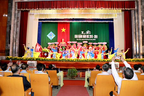 Opening Ceremony of the 2018-2019 Academic Year